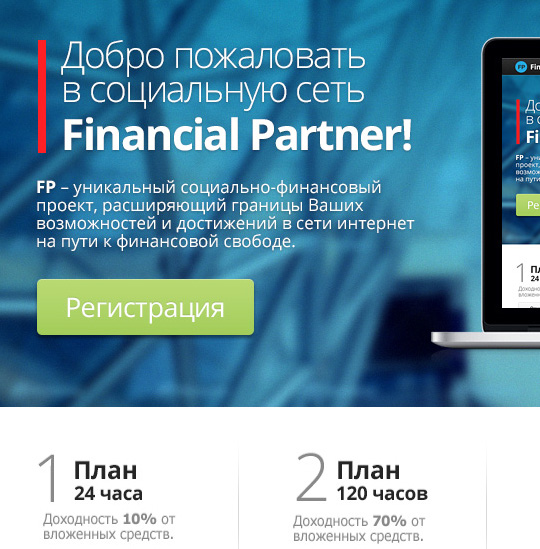 Financial Partner